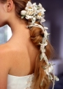long hair prom hairstyle