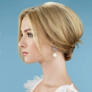 medium-length prom hairstyle