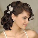 prom hair style for medium-length hair