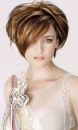 short hair prom hairstyle